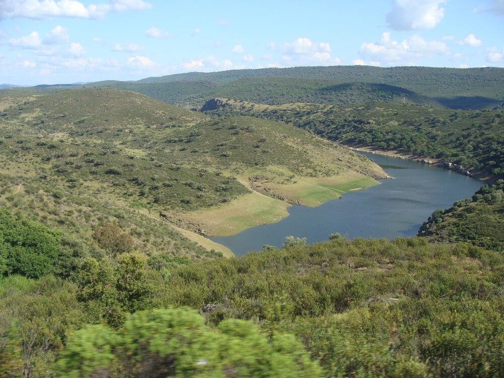 Rio Tajo Monfrague