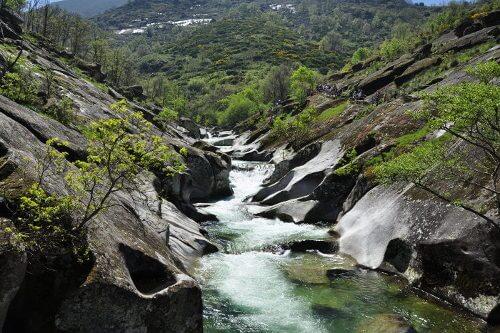 rio en Jerte